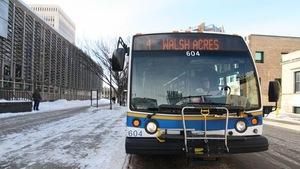 Un autobus de Regina