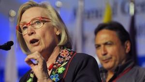 Les leaders autochtones se réjouissent des changements apportés par Ottawa en matière de financement