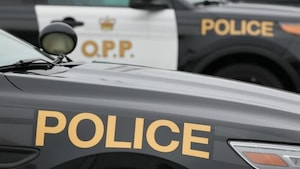 Des autopatrouilles de la Police provinciale de l'Ontario