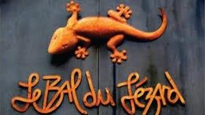 L'enseigne du Bal du lézard a été dérobée dans la nuit de mardi à mercredi.