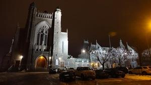 La basilique-cathédrale St-Michel de Sherbrooke