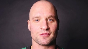 Portrait officiel de Benoit Gratton.