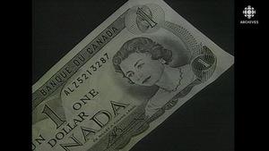 Il y a 30ans, le Canada cessait l'impression du dollar papier
