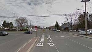Le boul. Jean-De Brébeuf sera réaménagé au cours des prochaines semaines à Drummondville.