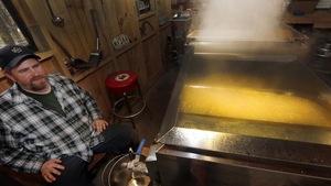 Fabrication de sirop d'érable