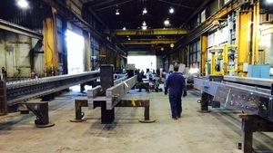 Une usine du Groupe Canam