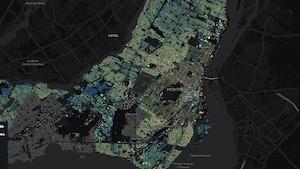 Montréal a 375 ans, mais quel âge ont ses bâtiments?