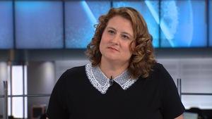 Catherine Harel-Bourdon, présidente de la CSDM.