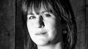 L'auteure Catherine Perreault