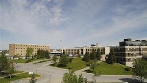 Campus du Cégep de l'Abitibi-Témiscamingue à Rouyn-Noranda.