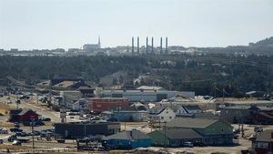 Les îles-de-la-Madeleine sont alimentées en électricité par une centrale thermique qui fonctionne au diésel.