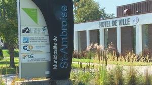 Le centre de service de Saint-Ambroise