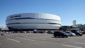 Stationnement du Centre Vidéotron