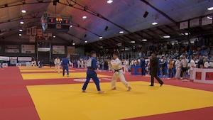 Championnat provincial de judo 2018 à Amqui
