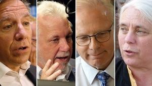 Les quatre chefs.