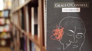 Couverture du live «Foudroyée» de Grace O'Connell.