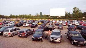 Les Québécois sont de retour dans les ciné-parcs