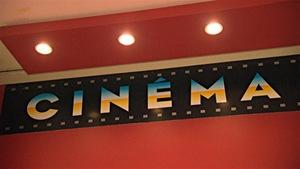 Salle de cinéma (Cinéma d'Aylmer à Gatineau)