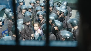 Une scène du film « Clash ».