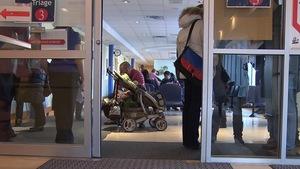 Une clinique médicale de l'île de Montréal