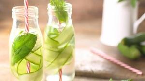 cocktail concombre
