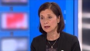 La nouvelle ministre de la Santé et des Services sociaux, Danielle McCann croit qu'il faut changer d'approche notamment envers les médecins de famille.