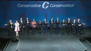 Qui sont les candidats à la direction du Parti conservateur du Canada?