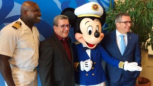 Le Disney Cruise Line s'arrêtera à Québec en 2018.