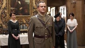 Une scène de « Downton Abbey »