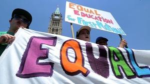 Le financement de l'éducation est une priorité absolue pour le chef de l'Assemblée des Premières Nations, Perry Bellegarde.