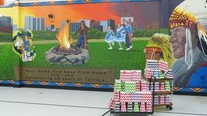 Des sacs « de soutien » au Centre d'amitié autochtone et métis de Saskatoon