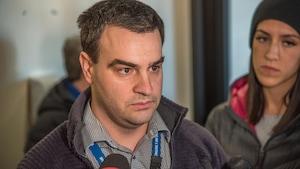 L'adjoint au PDG du CISSS de l'Outaouais, Benoît Gauthier.