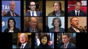 Qui est qui dans l'entourage de Donald Trump?