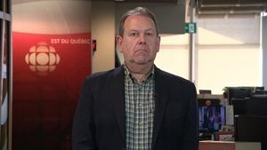 François Paradis, président de l'Association des pharmaciens des établissements de santé du Québec.