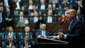 Erdogan veut savoir «qui a donné les ordres» aux tueurs de Khashoggi