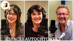 Des photos de Karoline Benoit, Anne-Marie Yvon et Guy Bois