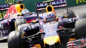 Le Grand Prix de formule 1 à Montréal en 2014