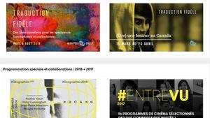 Les séries de films disponibles sur la plateforme VUCAVU