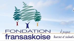 Le logo de la Fondation fransaskoise.