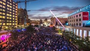 Les concerts extérieurs à voir cette année aux FrancoFolies de Montréal