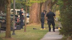Un homme a été blessé lors d'une intervention policière à Vancouver samedi.