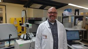 Gerry Wright, chercheur à l'Institut de recherche sur les maladies infectieuses Michael G. DeGroote de l'Université McMaster