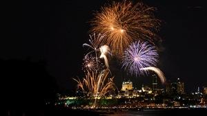 Les Grands Feux Loto-Québec se tiendront du 2 au 23 août 2017 à Québec.