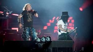 Guns N'Roses: pas de casse, pas de retard, que du plaisir