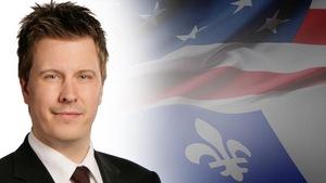 Le chef du parti Québec 51, Hans Mercier.
