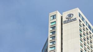 Le Hilton de Québec.