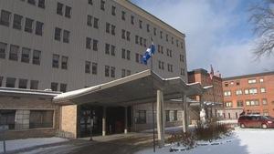 Hôpital Saint-Jospeh à La Tuque