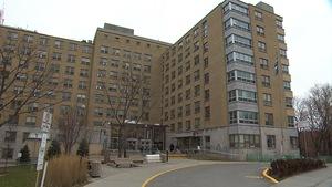 L'Hôpital Notre-Dame à Montréal