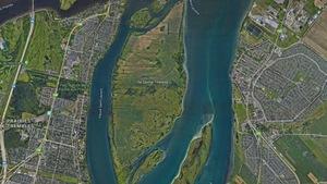 Avec ses 5,4 km², l'Île Sainte-Thérèse est l'une des plus grandes de la région montréalaise.