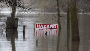 Inondations au Manitoba en 2011